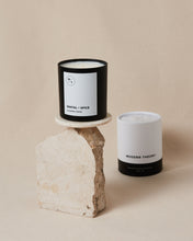 Load image into Gallery viewer, SANTAL + SPICE Modern Theory Hand-poured Coconut Wax Candle