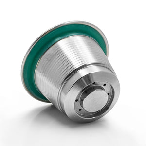 Stainless Steel Reusable Capsule Cup for Nespresso