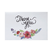 Load image into Gallery viewer, 'Pinks Below' Thank You Card