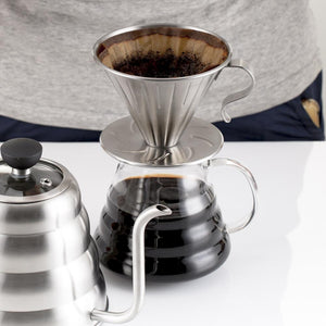 Reusable Stainless Steel Coffee Drip Filter