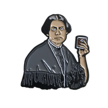 Load image into Gallery viewer, Susan B. Anthony Enamel Pin