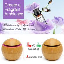 Load image into Gallery viewer, USB Aromatherapy Essential Oil Diffuser Ultrasonic