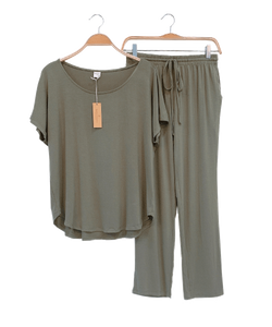 BAMBOO LOUNGE WEAR SET BY STUDIO KO