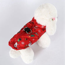 Load image into Gallery viewer, Waterproof Dog Puffer Vest