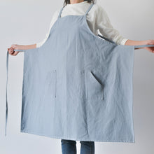 Load image into Gallery viewer, Karuilu Unisex Soft Cotton Linen Apron for Adults