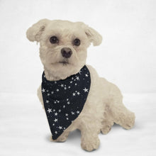 Load image into Gallery viewer, Stars at Night Cat & Dog Bandana