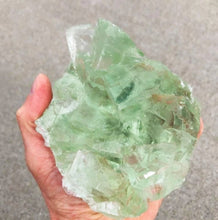 Load image into Gallery viewer, Green Fluorite Natural Crystal