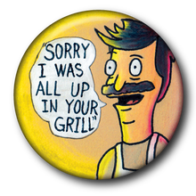 Load image into Gallery viewer, Bob Bob's Burgers Magnet or Button