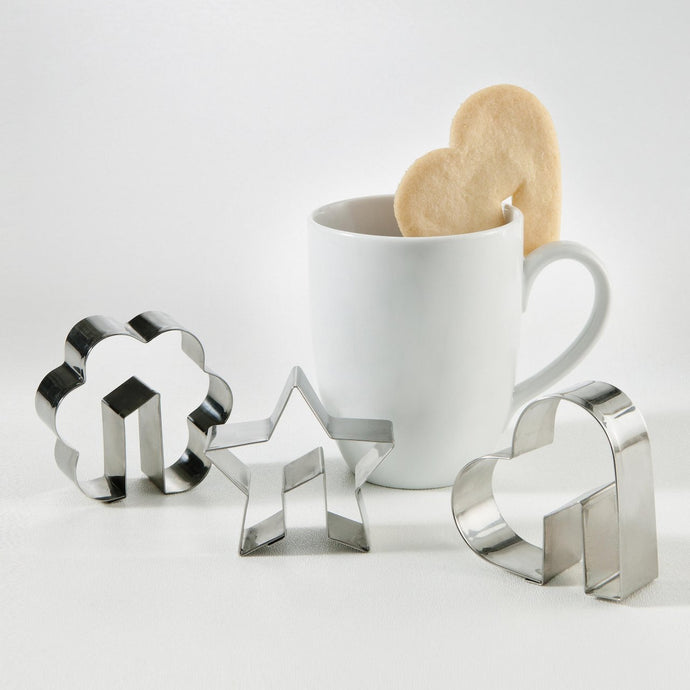 Side-of-the-Cup Cookie Cutter Hearts Stars and More