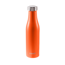 Load image into Gallery viewer, DRINCO® 17oz Stainless Steel Slim Water Bottle - Orange