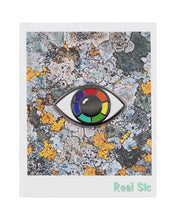 Load image into Gallery viewer, Queer Eye Rainbow Evil Eye Enamel Pin