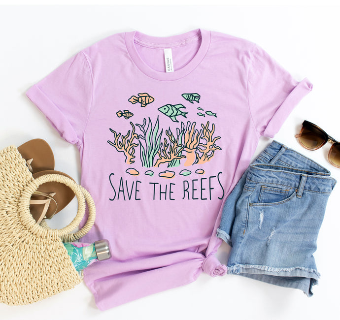 Save The Reefs T-shirt