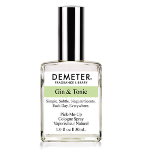 Demeter 1oz Cologne Spray - Gin & Tonic