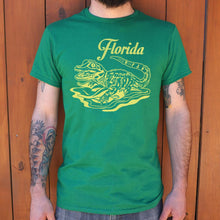 Load image into Gallery viewer, Florida Baby Gator T-Shirt (Mens)