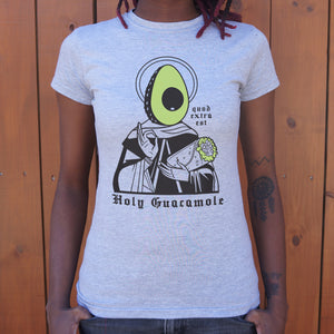 Holy Guacamole T-Shirt (Ladies)