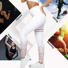 Load image into Gallery viewer, Quick dry Leggings Women Running Sport High Waist Tights Leggins
