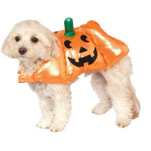 Load image into Gallery viewer, Pumpkin Pet Costume
