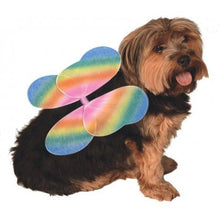 Load image into Gallery viewer, Rainbow Fairy Dog Wings