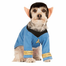 Load image into Gallery viewer, Star Trek Spock Pet Costume