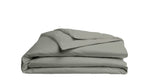 Soft Grey Duvet Cover