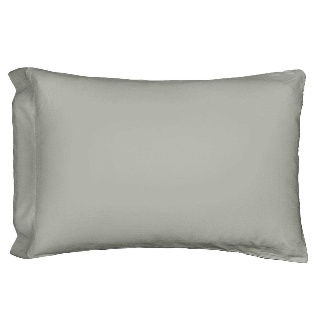 Soft Grey Pillow Case