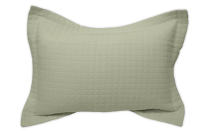 Sage Green Pillow Sham
