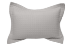 Soft Grey Pillow Sham