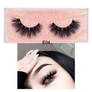 Reusable Faux Mink Lashes
