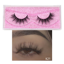 Load image into Gallery viewer, Reusable Faux Mink Lashes