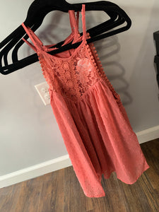 Dusty Peach Tank