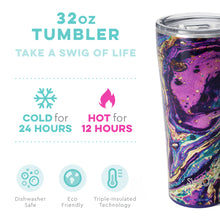Load image into Gallery viewer, Purple Rain Swig 32oz