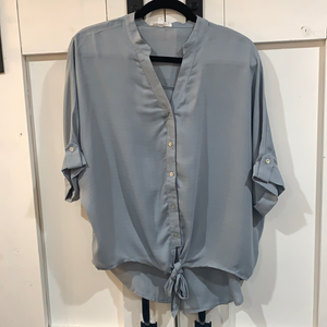 Blue Haze Button Down Shirt