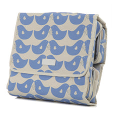 Carry All Traveller Lovebird Blue