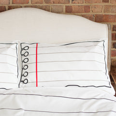 the eatsleepdoodle pillowcase