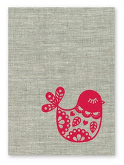 Elly Oak Linen Tea Towels
