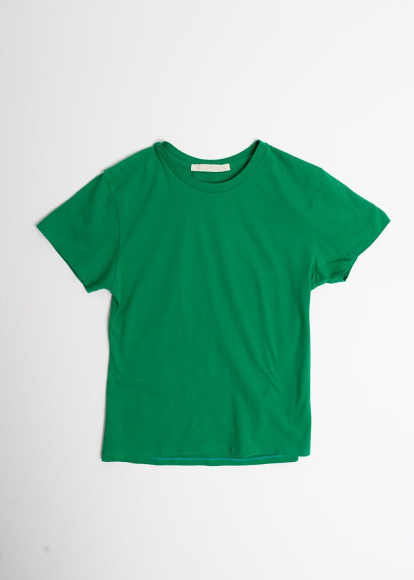 Perfect Tee- Kelly Green