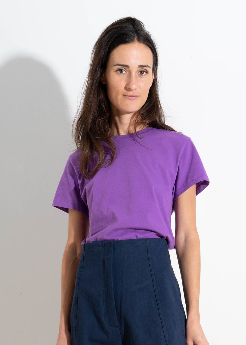 Perfect Tee- Purple