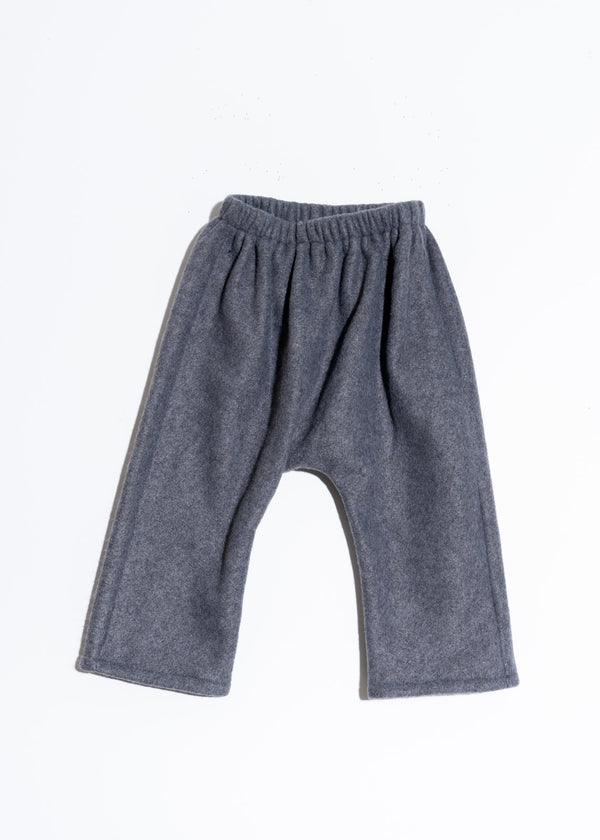 RYAN PANTS- Grey Fleece