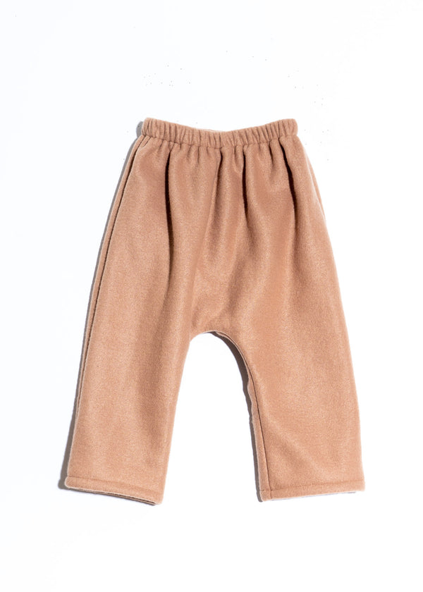 RYAN PANTS- Camel Fleece