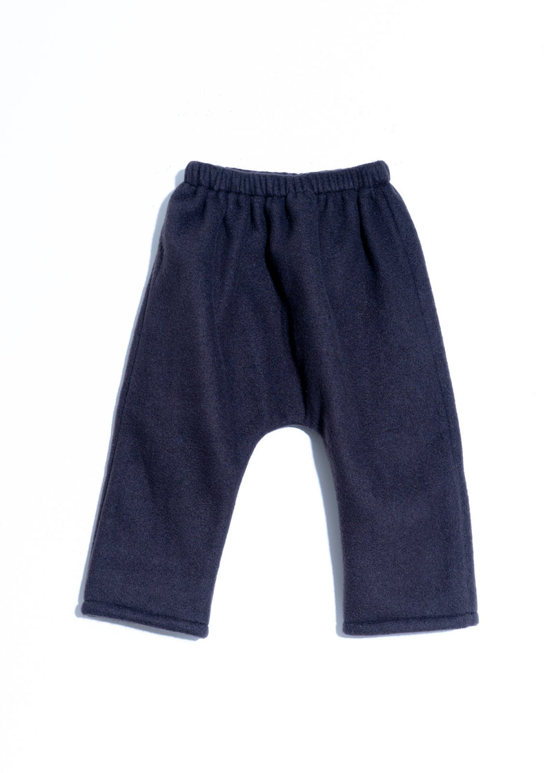 RYAN PANTS- Black Fleece