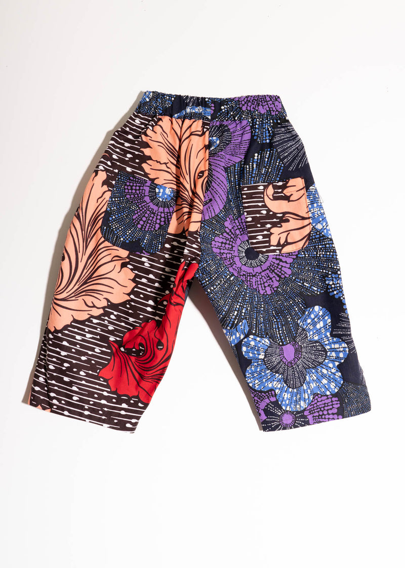 LOU PANTS- MULTI ON OFF