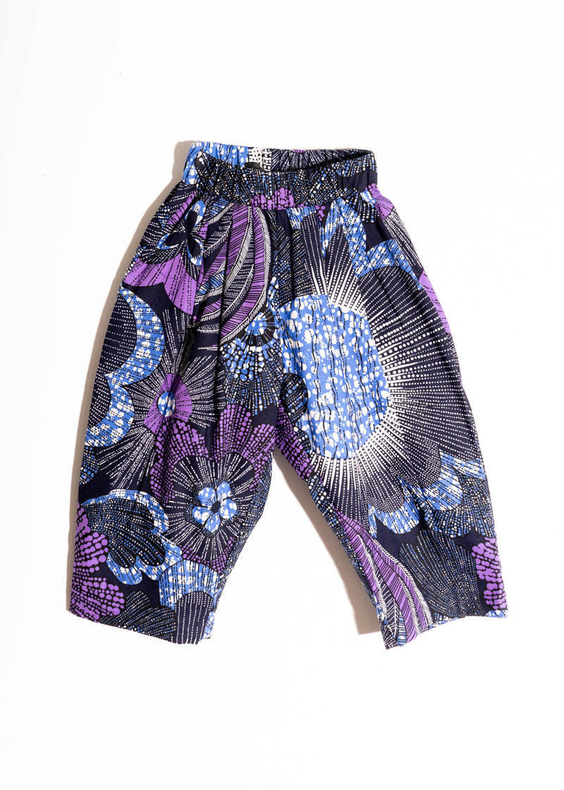 LOU PANTS- AFRICAN PURPLE