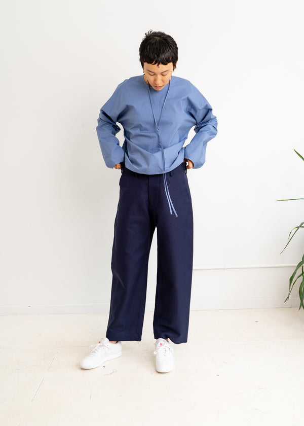 Perugino Pants- school Blue