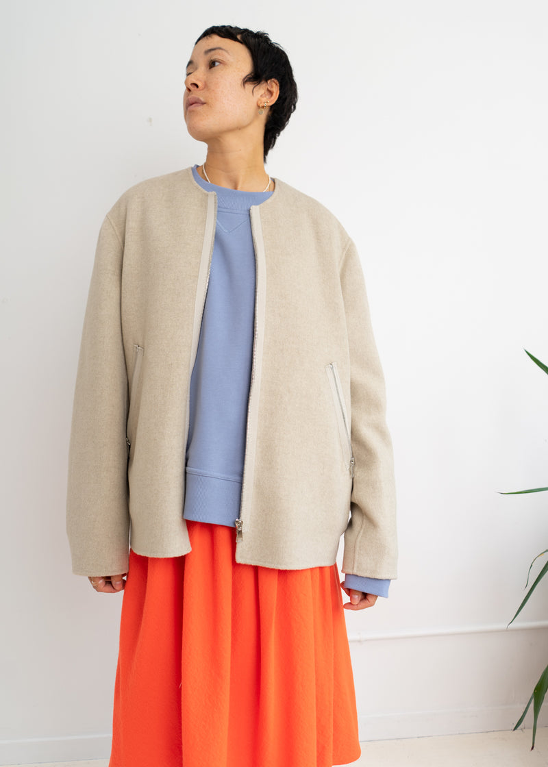 Courbet Jacket- Oatmeal