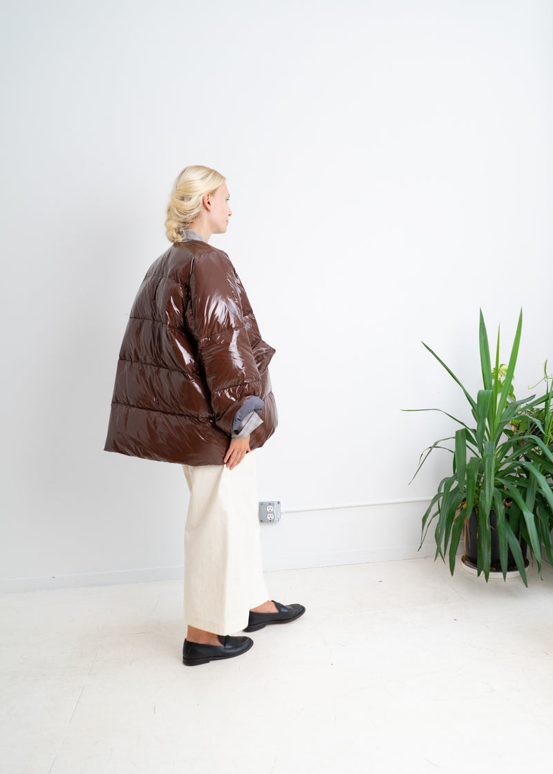 Orozco Jacket- Chocolate