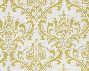 Avocado Damask