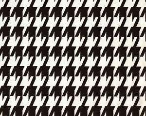 Black Houndstooth