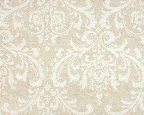 Blaine Cream Damask