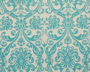 Oxford Aqua Damask