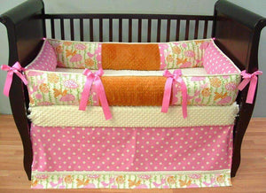Grace Crib Bedding